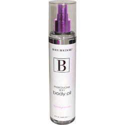 Pheromone Body Oil