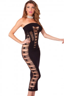 Big Spender Tube Dress