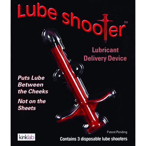 Lube Shooter 3 pack