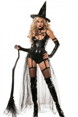 4 pc Wicked Costume