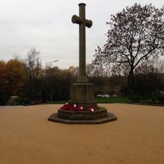 Bardsley War Memorial, Oldham