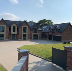 Wybunbury Lane, Nantwich, Cheshire