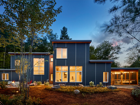 Winnipesaukee House Photography Complete!