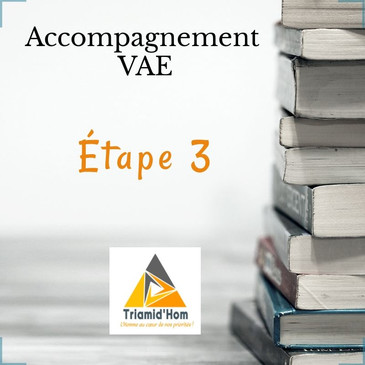 ÉTAPE  3 – Préparer la validation – Livret 2
