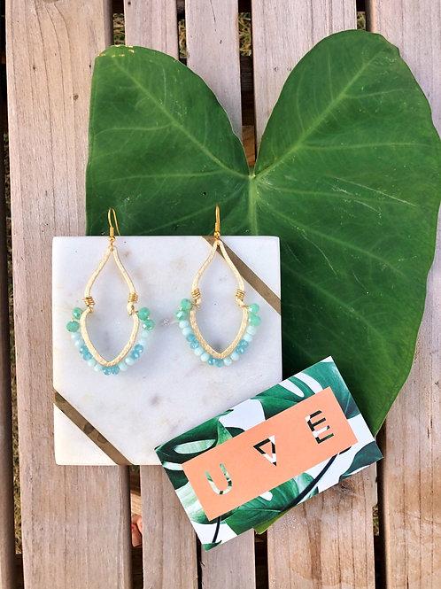Aquamar Earrings