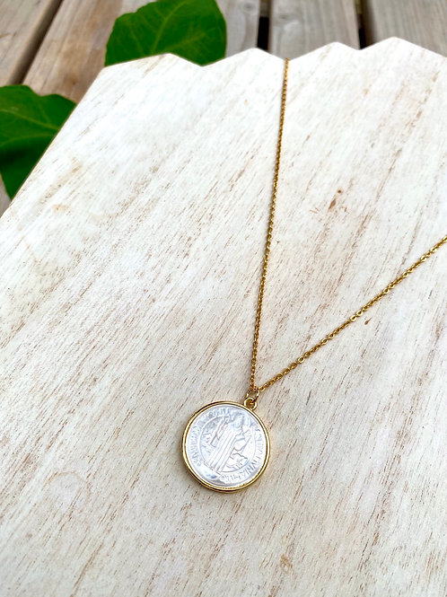 Mary Essence Necklace