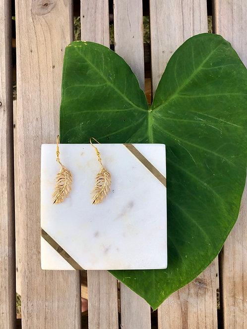 Leafy Earrings