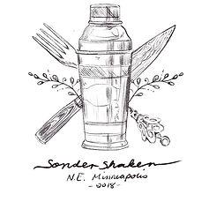 Sonder Shaker logo