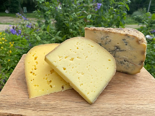 Backyard BBQ Cheese Selection