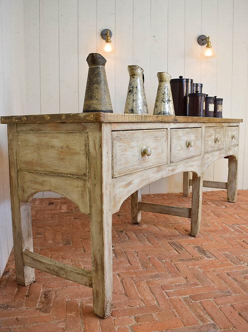 Victorian Three Drawer Dresser