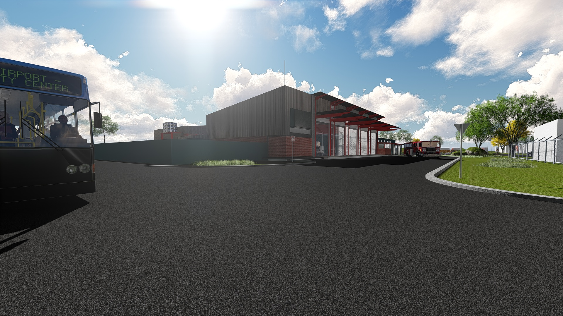 Kathlehong Fire Station