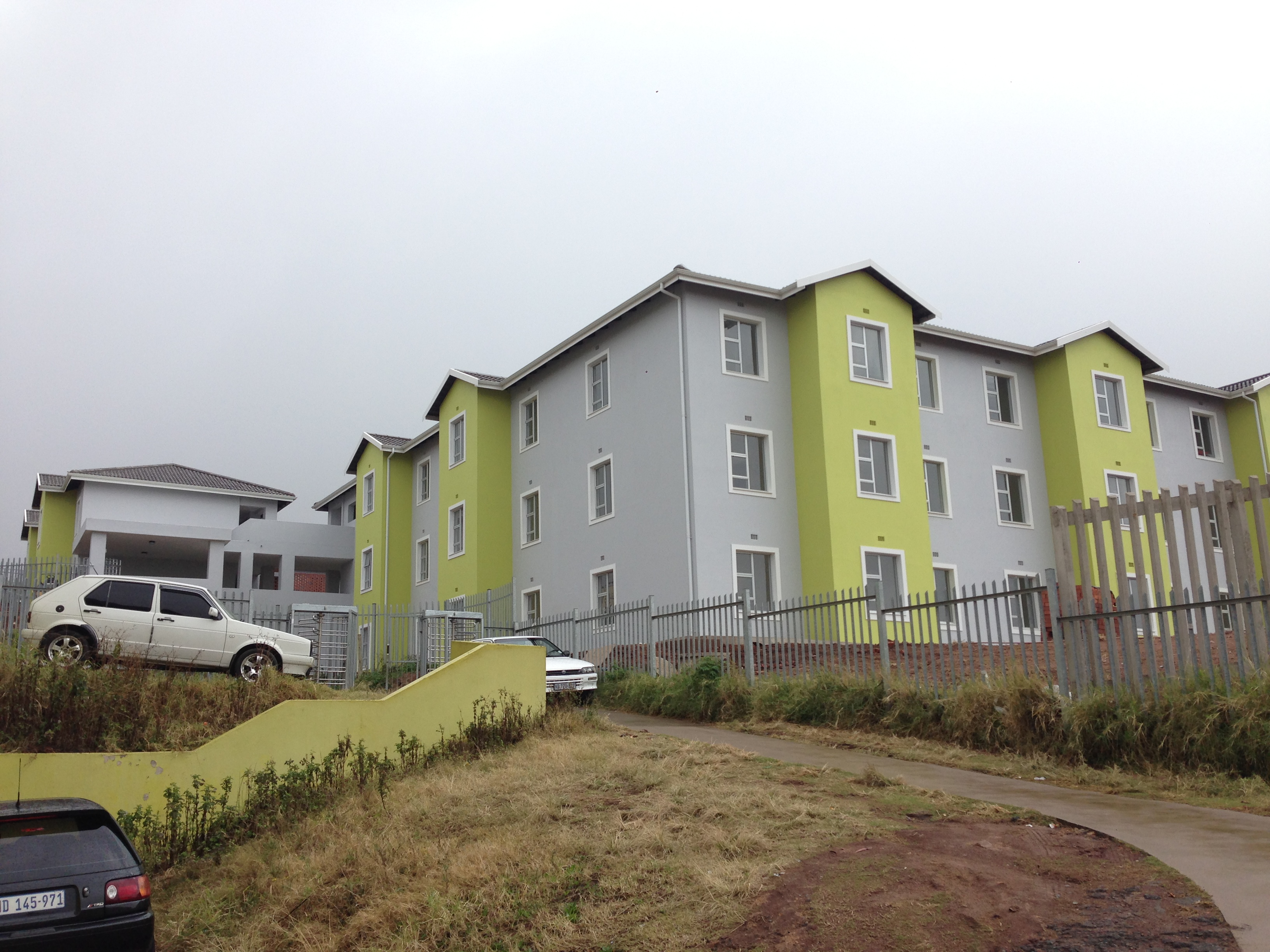Klaarwater Housing Project