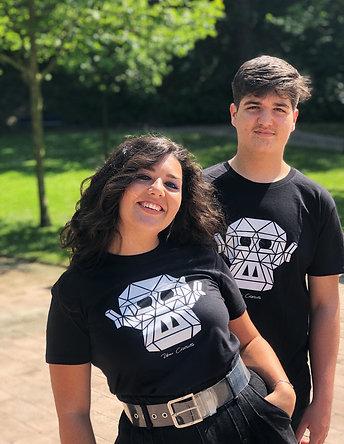"Camiseta ""El Mono"" Negra"