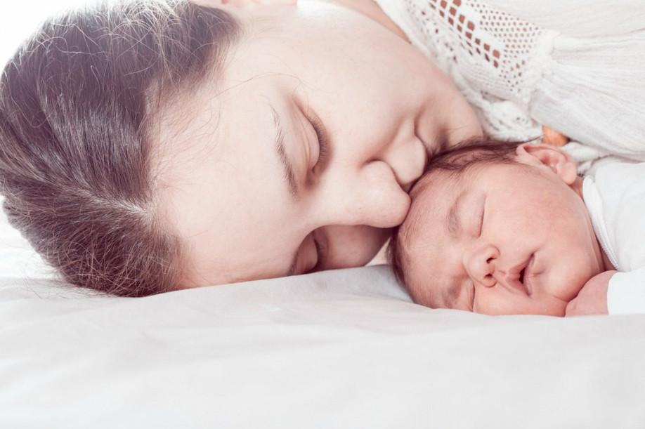Diez trucos para ayudar a tu bebé a dormir plácidamente