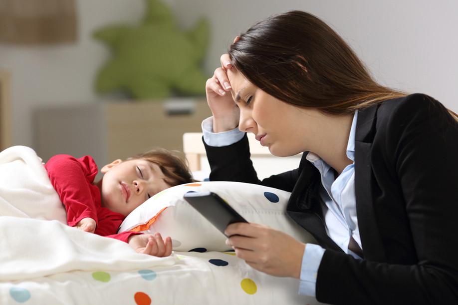 ¿Sientes culpa por no estar más tiempo con tu bebé? Aquí te decimos cómo manejarlo