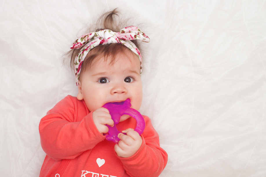 Ease baby's discomfort during teething time with these expert tips