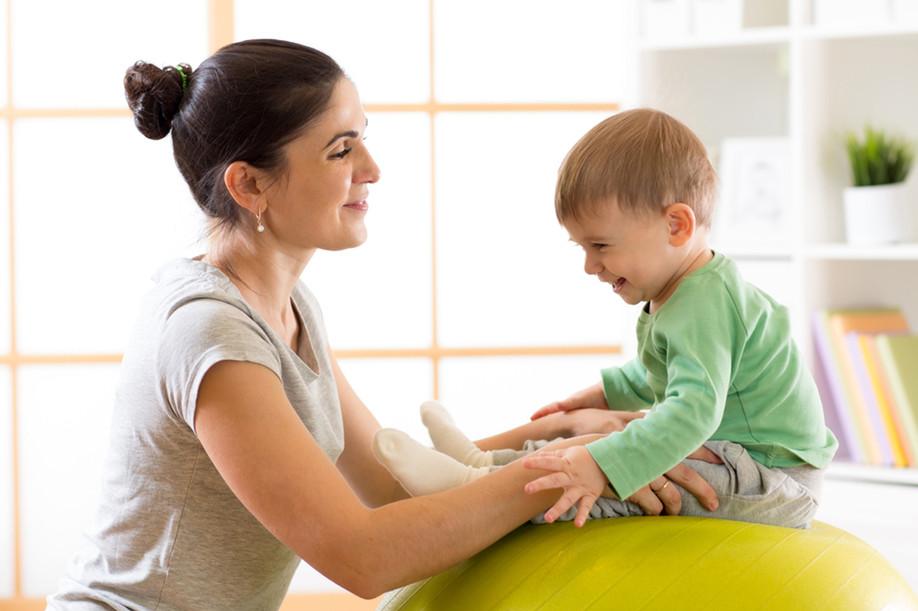 Al igual que los adultos, los niños también deben hacer ejercicio diariamente