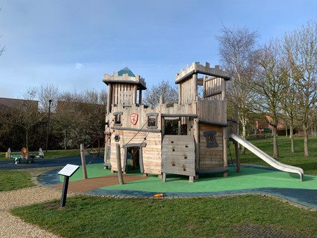 Shenley Brook End Castle Park