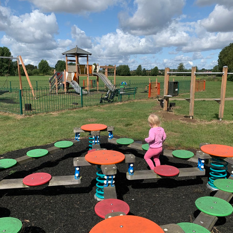 Millfield Play area and walk
