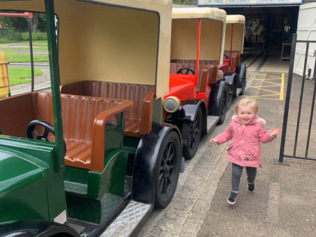 Wicksteed Park for under 0.9m Toddlers