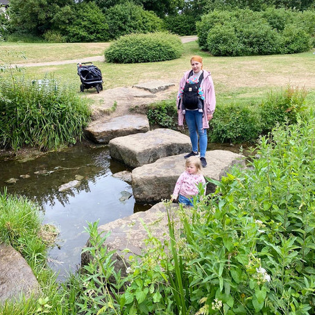 Loughton Stepping Stones