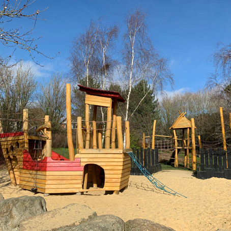 Top 5 Parks for pre-walkers and young Toddlers.