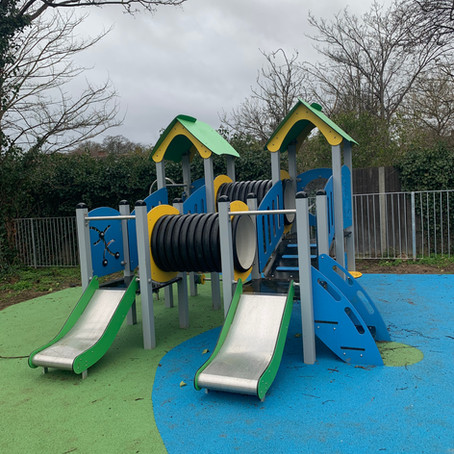 Wootton Toddler Play Park