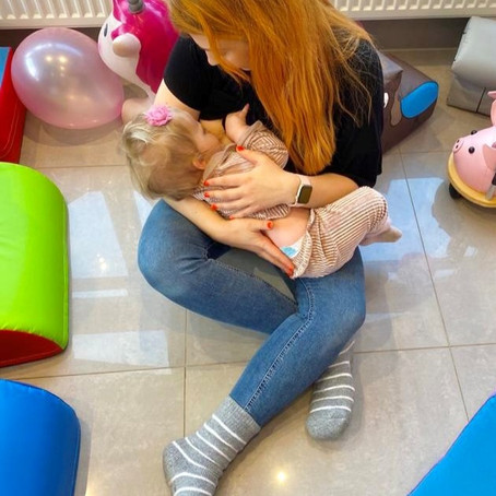 THE END OF BREASTFEEDNG
