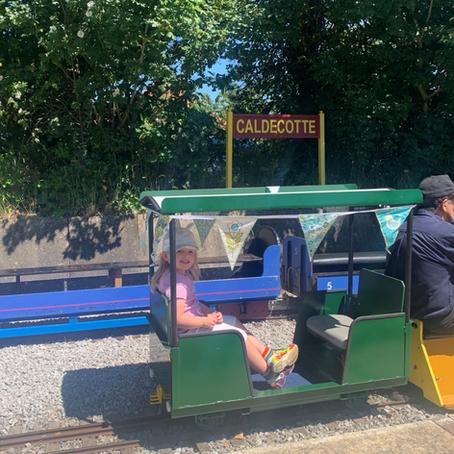 Caldecotte Miniature Railway