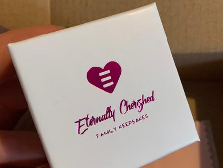 Breastmilk milestone Jewellery
