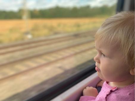 Our no faff Train Adventure