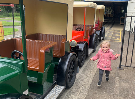 Wicksteed Park for Toddlers