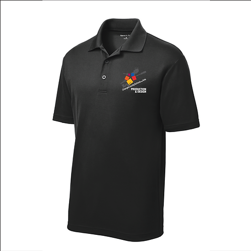 Official OCSA Embroidered Men's Short Sleeve Polo