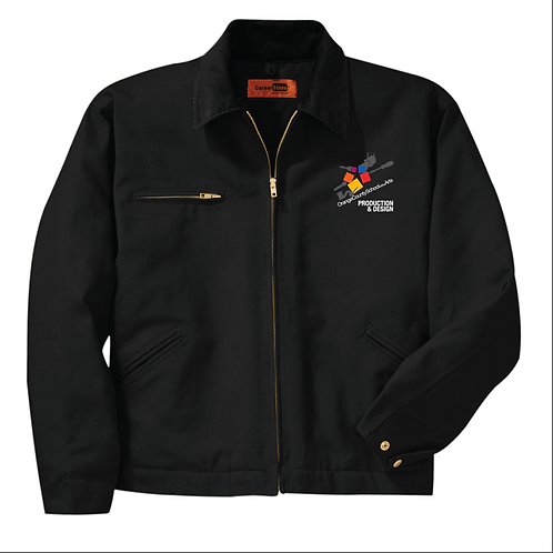 Official OCSA Embroidered Work Jacket