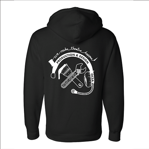 2019 Student Design Pullover Hoodie