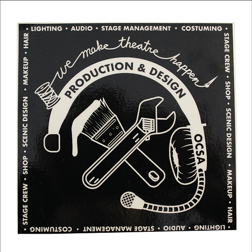 2019 Student Design Sticker