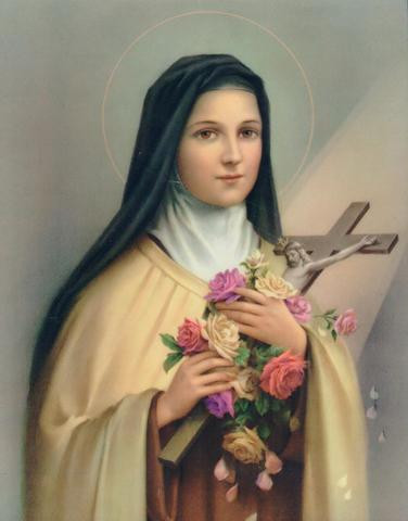 St-Therese of Lisieux