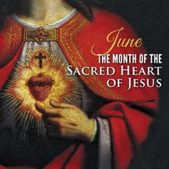 June is the month of the sacred-heart-of