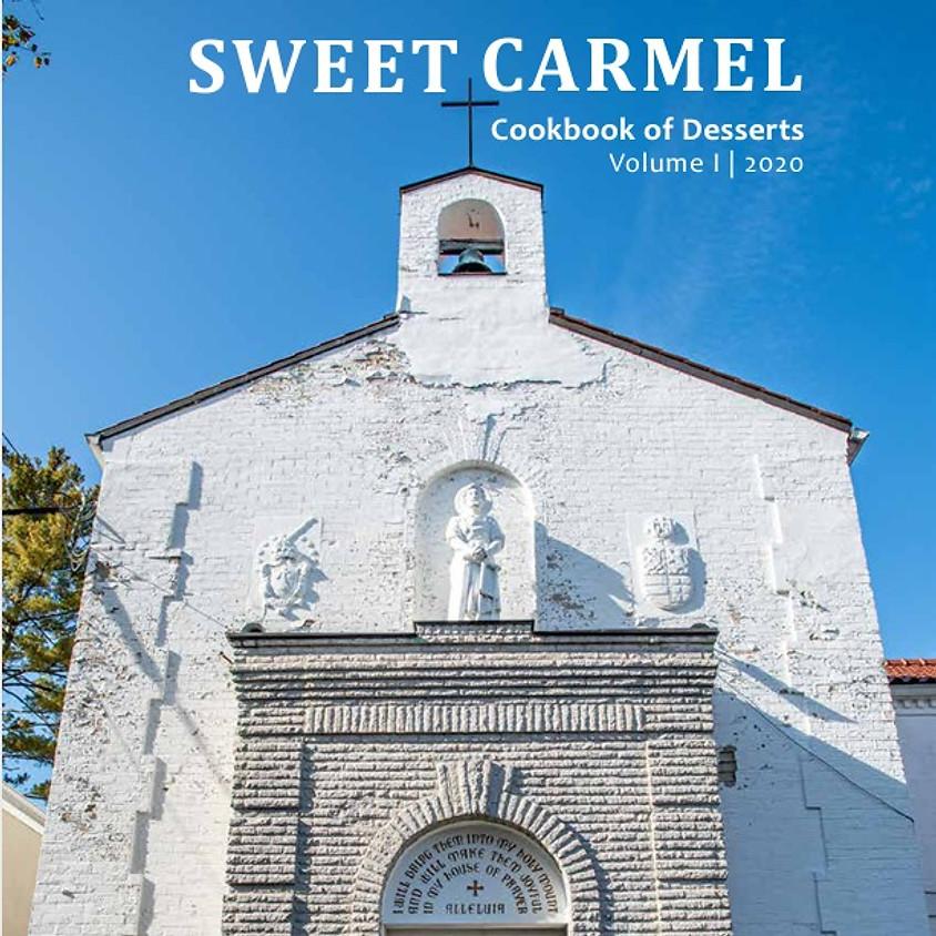 Carmelite Cookbook Fundraiser