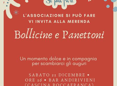 Bollicine e Panettoni