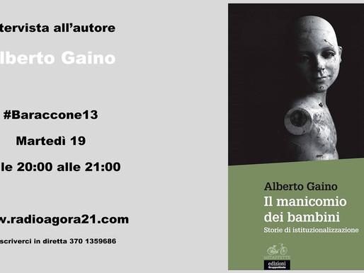 Intervista all'autore Alberto Gaino