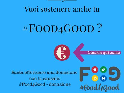 #Food4Good - Erasmus+