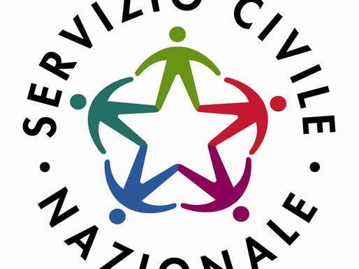 Candidati per il Servizio Civile!