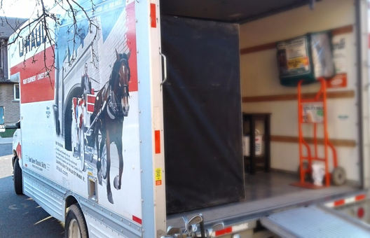 U-Haul Trucks?