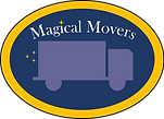 Magical Movers Truck Logo