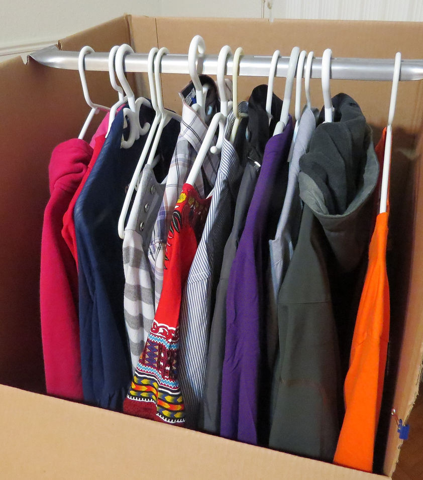 Keep Your Clothing Hung