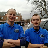 Magical Movers Owners: Jason and Corey