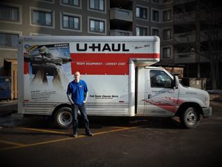 Unloading/Loading a Truck