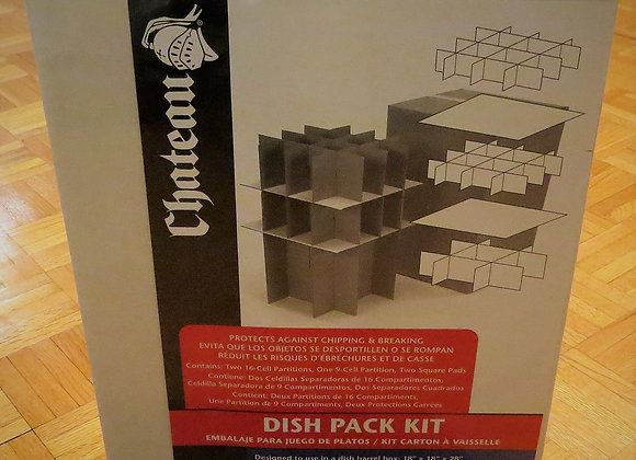 Cell Kit: Large Dish Barrel