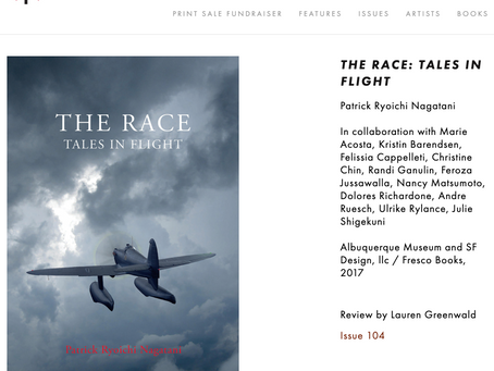 The Race in Fraction Magazine
